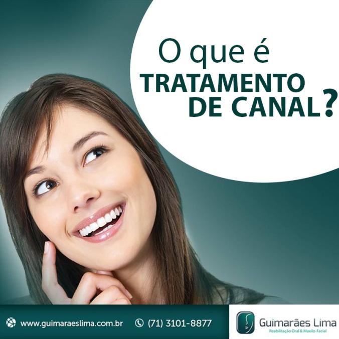 tratamento de canal guimaraes